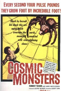 Постер фильма Странный мир планеты Икс (1958)