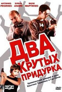 Постер фильма Два крутых придурка (2003)