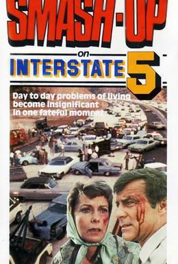 Постер фильма Катастрофа на трассе номер 5 (1976)