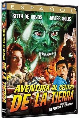 Постер фильма Приключения в центре Земли (1965)