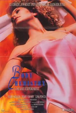 Постер фильма Химия тела (1990)