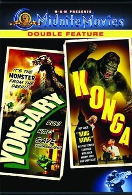 Постер фильма Монстр Ёнггари (1967)