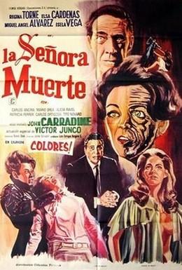 Постер фильма Госпожа Смерть (1969)