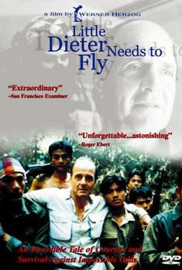 Постер фильма Малыш Дитер должен летать (1997)