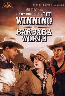 Постер фильма Победа Барбары Ворт (1926)