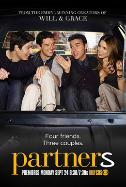 Постер фильма Партнеры (2012)