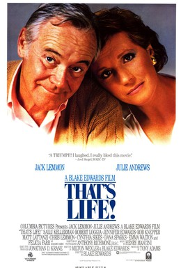 Постер фильма Такова жизнь! (1986)
