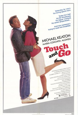 Постер фильма Хватай и беги (1986)