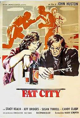 Постер фильма Жирный город (1972)