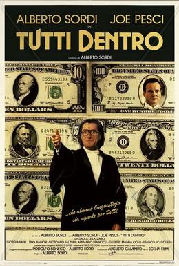 Постер фильма Всех за решетку (1984)