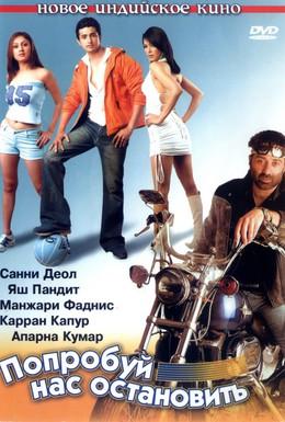 Постер фильма Попробуй нас остановить (2004)