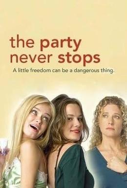 Постер фильма Вечеринка до упаду (2007)