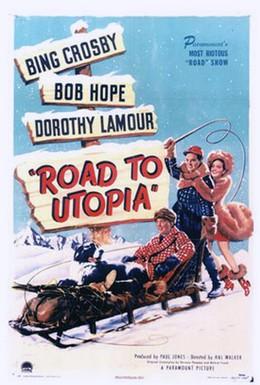 Постер фильма Дорога в Утопию (1945)