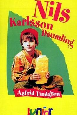 Постер фильма Крошка Нильс Карлсон (1990)