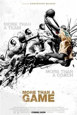 Постер фильма Больше, чем игра (2008)
