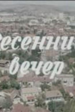 Постер фильма Весенний вечер (1972)