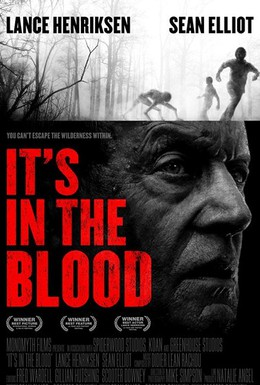 Постер фильма Это в крови (2012)