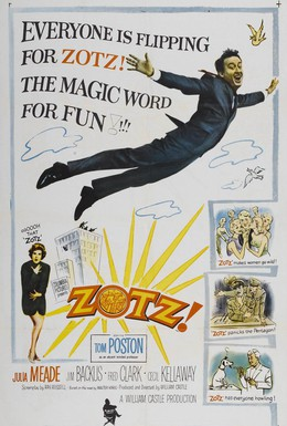 Постер фильма Зотц! (1962)