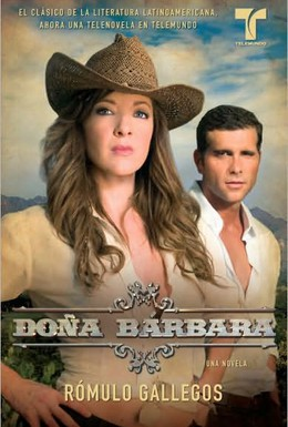 Постер фильма Донья Барбара (2008)