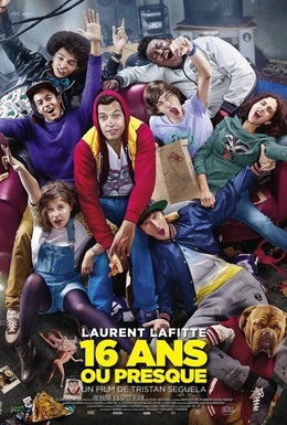 Постер фильма Снова 16 (2013)
