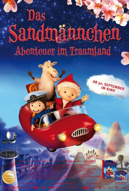 Постер фильма Песочный человечек: Приключения в сказочной стране (2010)