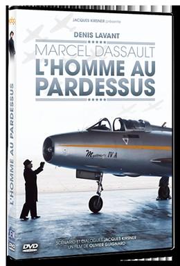 Постер фильма Марсель Дассо - человек в плаще (2014)