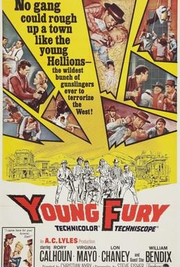 Постер фильма Молодая ярость (1964)