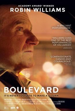 Постер фильма Бульвар (2014)
