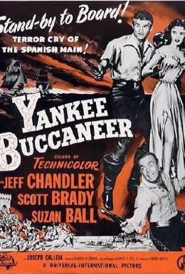 Постер фильма Американский пират (1952)