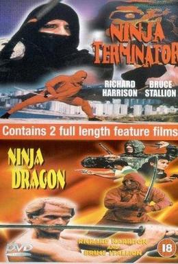 Постер фильма Ниндзя-терминатор (1985)