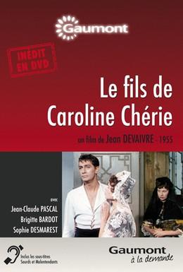Постер фильма Сын Каролины Шери (1955)