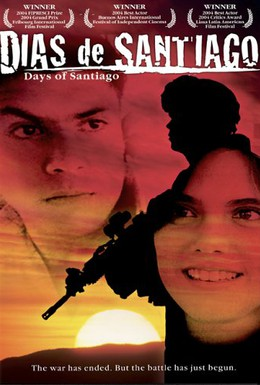 Постер фильма Дни Сантьяго (2004)