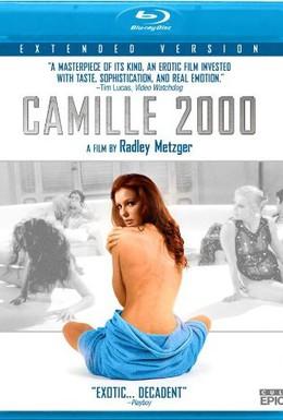 Постер фильма Дама с камелиями 2000 (1969)
