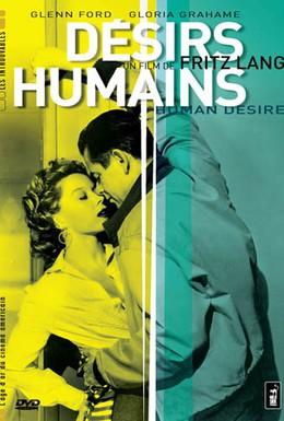 Постер фильма Человеческое желание (1954)
