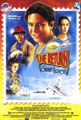 Постер фильма Возвращение Томми-хитреца (1994)