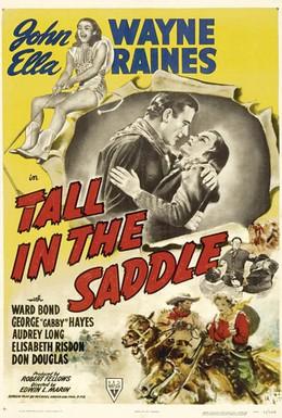 Постер фильма В седле (1944)