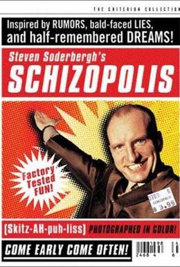 Постер фильма Шизополис (1996)