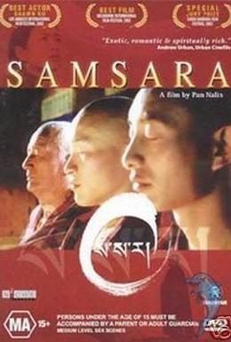 Постер фильма Самсара (2001)