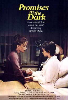 Постер фильма Обещания в темноте (1979)