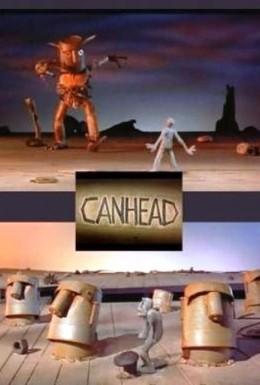 Постер фильма Голова-консервная банка (1996)