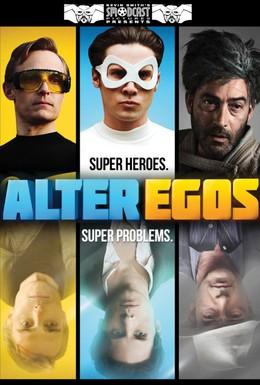 Постер фильма Альтер Эго (2012)