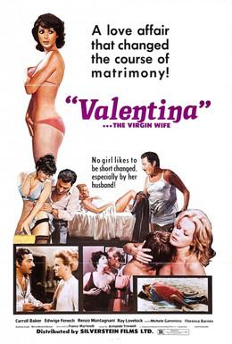 Постер фильма Девственница – жена (1975)