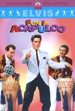 Постер фильма Вечеринка в Акапулько (1963)