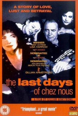 Постер фильма Последние дни Chez Nous (1992)
