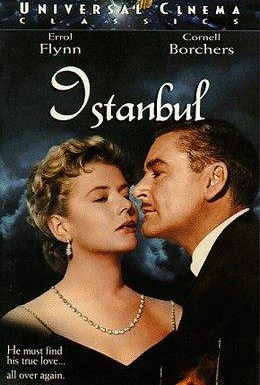 Постер фильма Стамбул (1957)