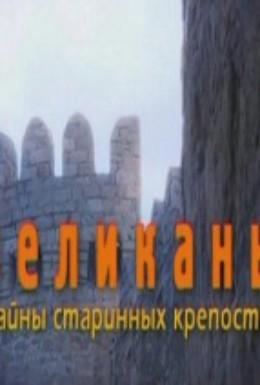 Постер фильма Великаны. Тайны старинных крепостей (2012)