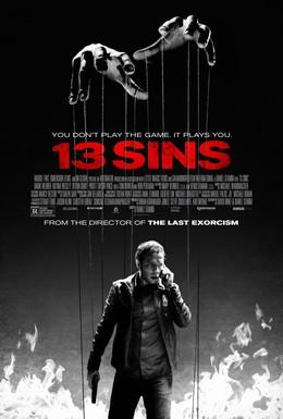 Постер фильма 13 грехов (2014)