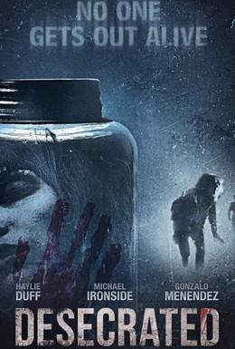 Постер фильма Осквернённый (2015)