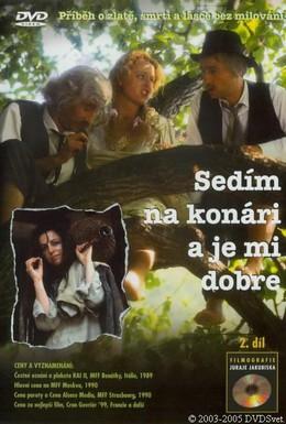 Постер фильма Сижу на ветке, и мне хорошо (1989)