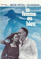 Женщина в голубом (1973)